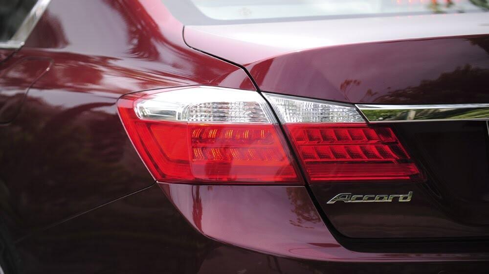 Honda Accord 2015 – Đi tìm sự khác biệt - Hình 4