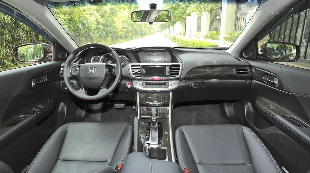 Honda Accord 2015 – Đi tìm sự khác biệt - Hình 6
