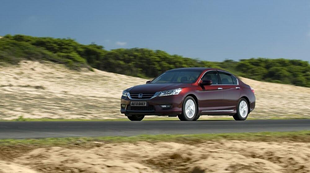 Honda Accord 2015 – Đi tìm sự khác biệt - Hình 11