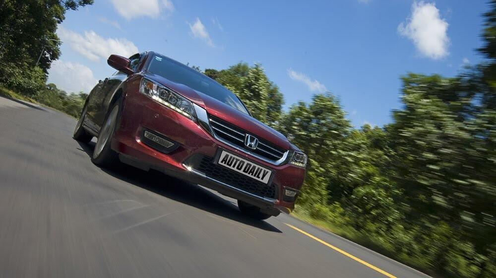 Honda Accord 2015 – Đi tìm sự khác biệt - Hình 13