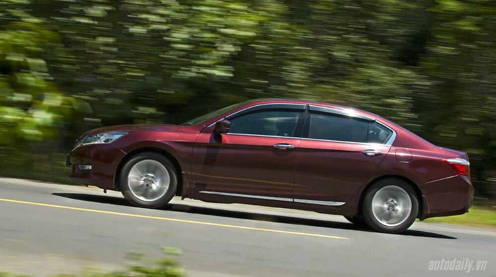 Honda Accord 2015 – Đi tìm sự khác biệt - Hình 14