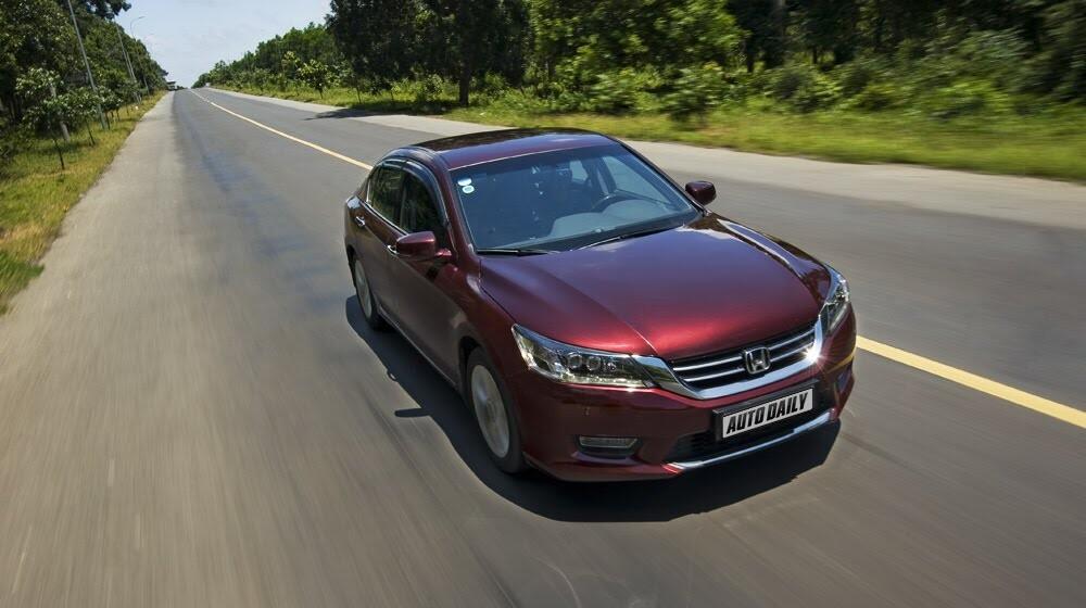 Honda Accord 2015 – Đi tìm sự khác biệt - Hình 15