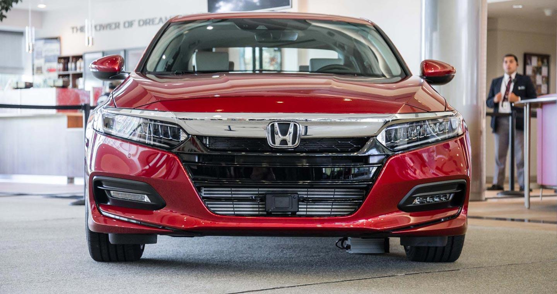 Honda Accord 2018: Những cảm nhận ban đầu - Hình 1