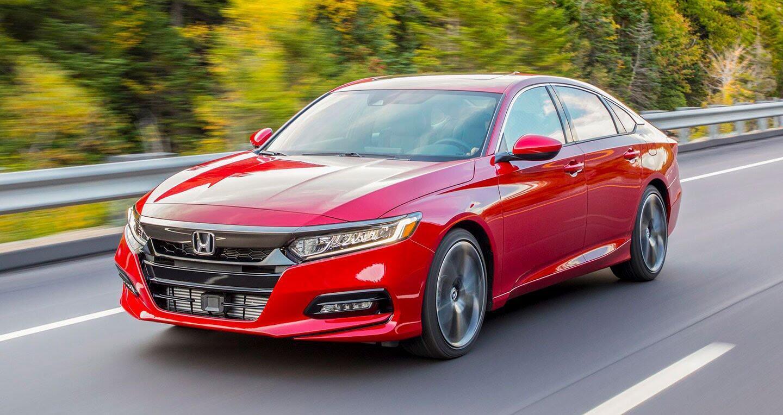 Honda Accord 2018: Tự tin làm kẻ dẫn đầu - Hình 1
