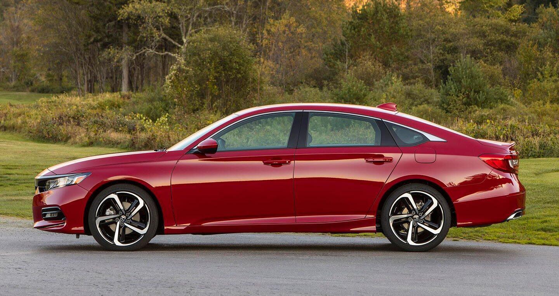 Honda Accord 2018: Tự tin làm kẻ dẫn đầu - Hình 2