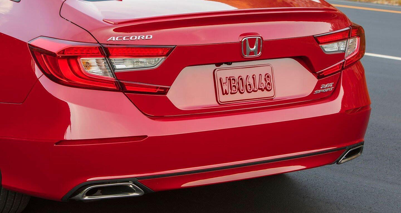 Honda Accord 2018: Tự tin làm kẻ dẫn đầu - Hình 5