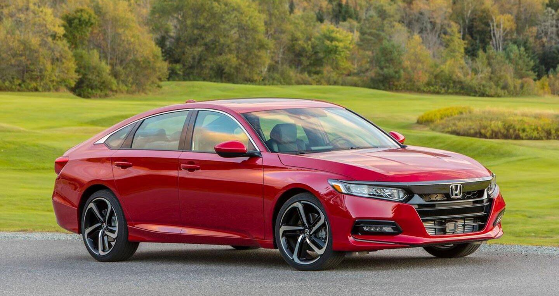 Honda Accord 2018: Tự tin làm kẻ dẫn đầu - Hình 10