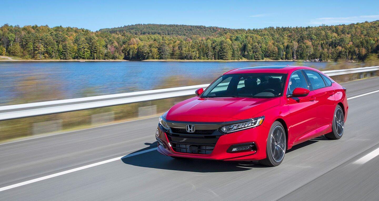Honda Accord 2018: Tự tin làm kẻ dẫn đầu - Hình 11