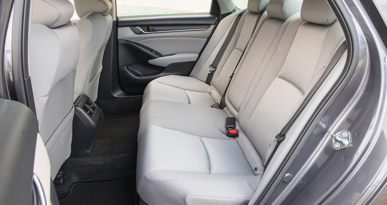 Honda Accord 2018 vs Toyota Camry 2018: Cán cân nghiêng về bên nào? - Hình 7