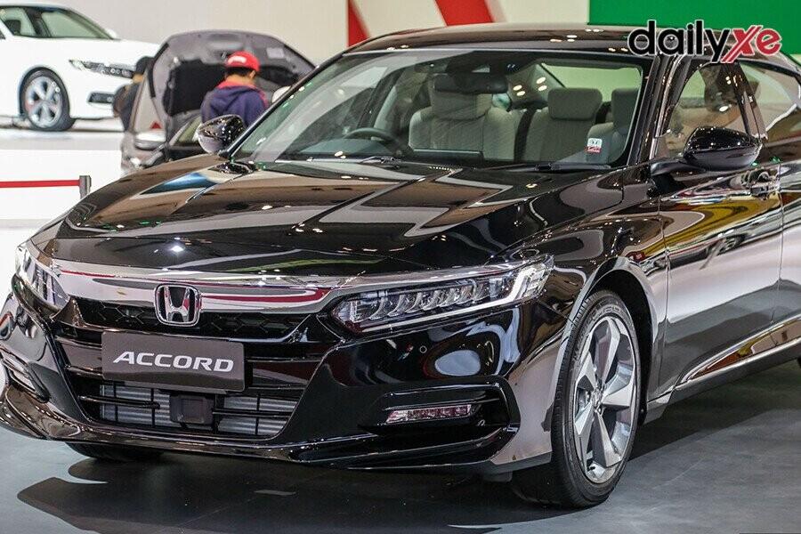 Tổng quan Honda Accord