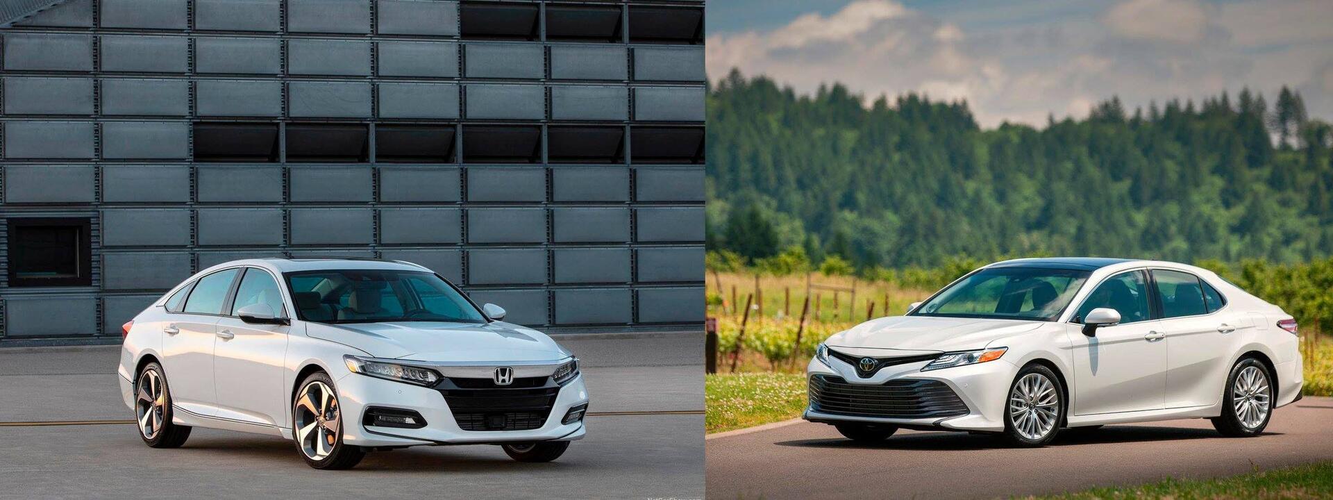 """Honda Accord và Toyota Camry mới: Những """"tượng đài"""" bị lung lay - Hình 1"""