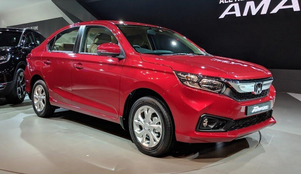 Honda Amaze - đối thủ Hyundai Grand i10 sedan - Hình 1