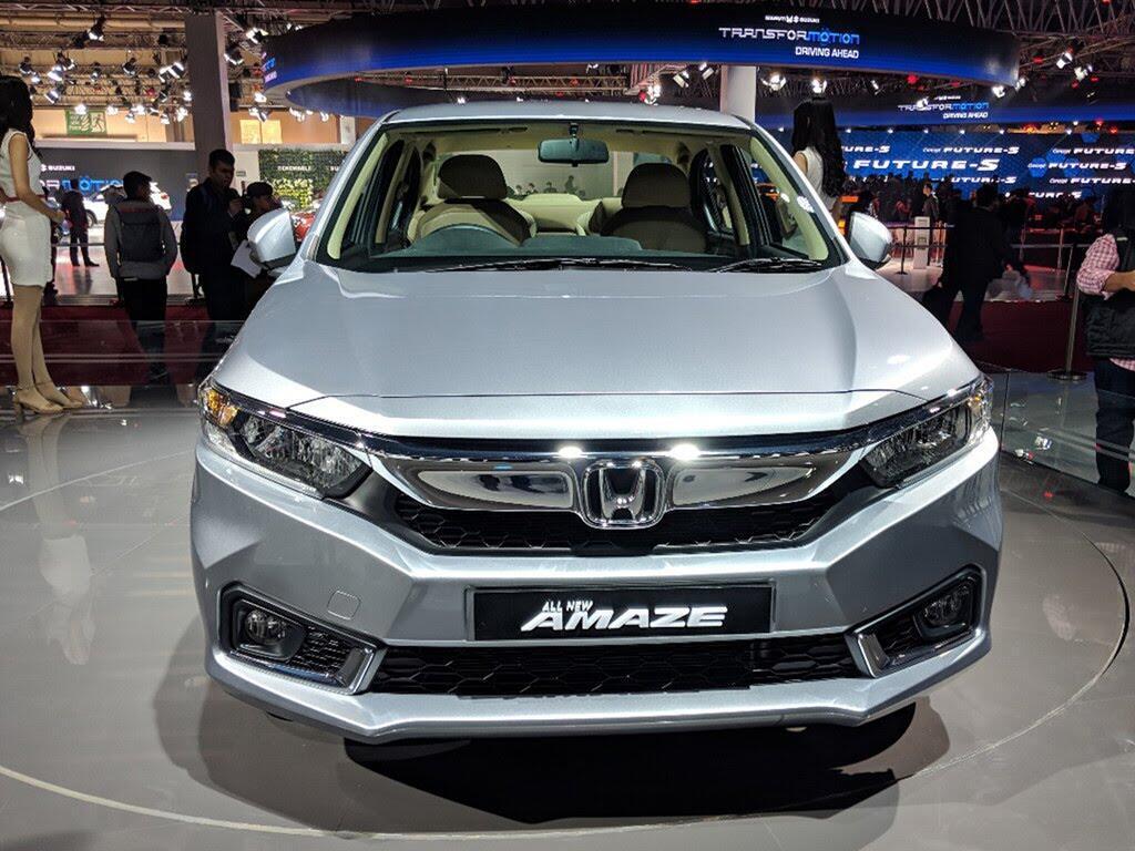 Honda Amaze - đối thủ Hyundai Grand i10 sedan - Hình 2