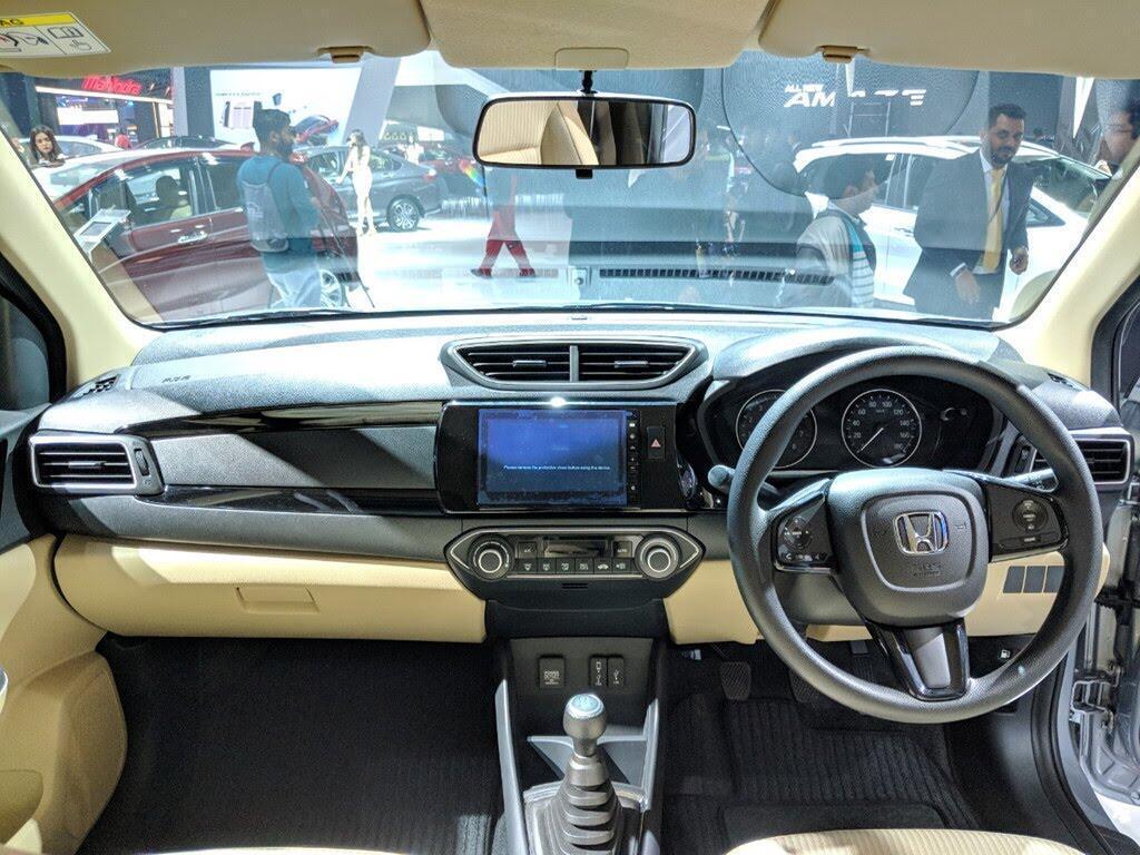 Honda Amaze - đối thủ Hyundai Grand i10 sedan - Hình 6