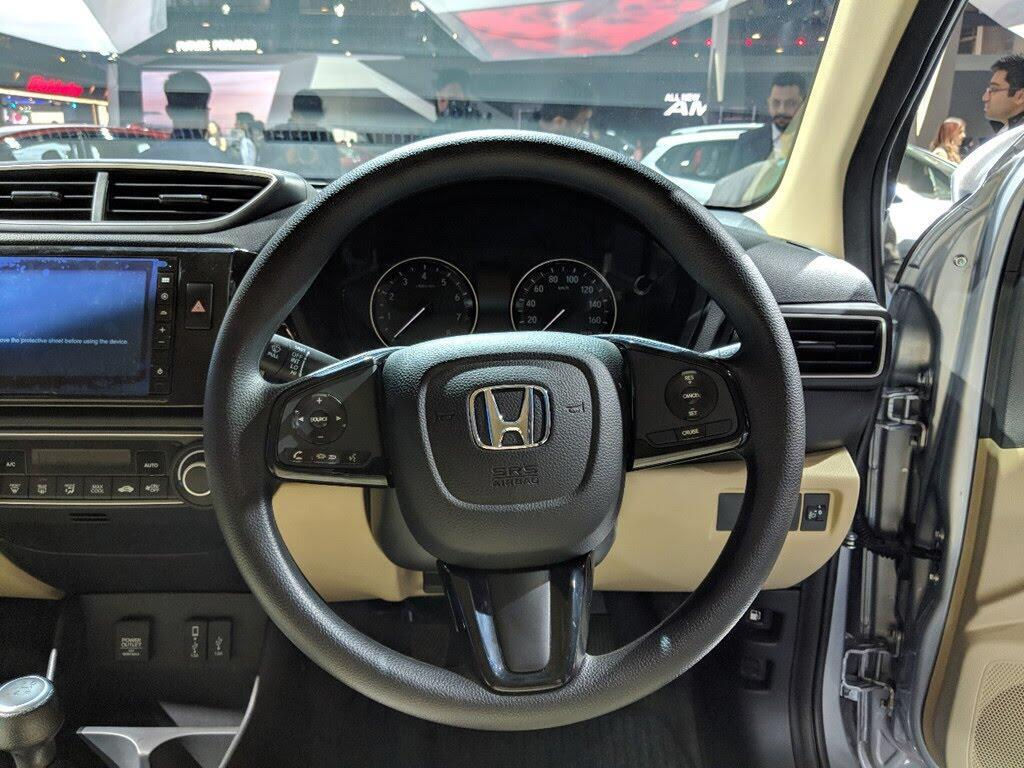 Honda Amaze - đối thủ Hyundai Grand i10 sedan - Hình 7