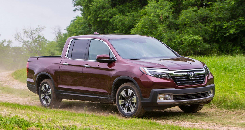 """Honda """"chốt"""" giá mẫu bán tải Ridgeline 2018 - Hình 1"""