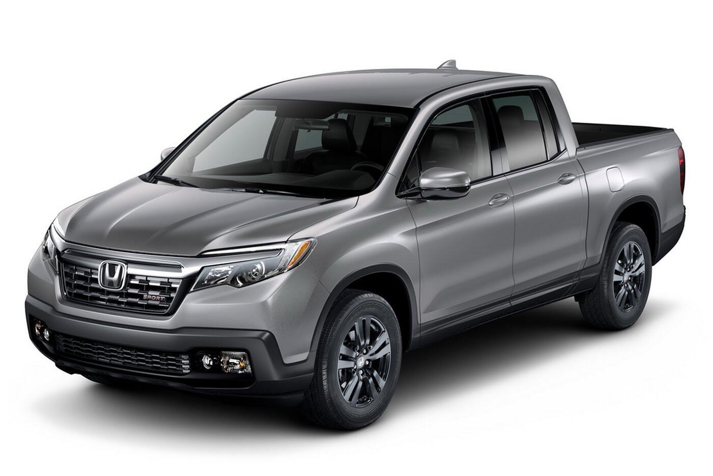 """Honda """"chốt"""" giá mẫu bán tải Ridgeline 2018 - Hình 2"""