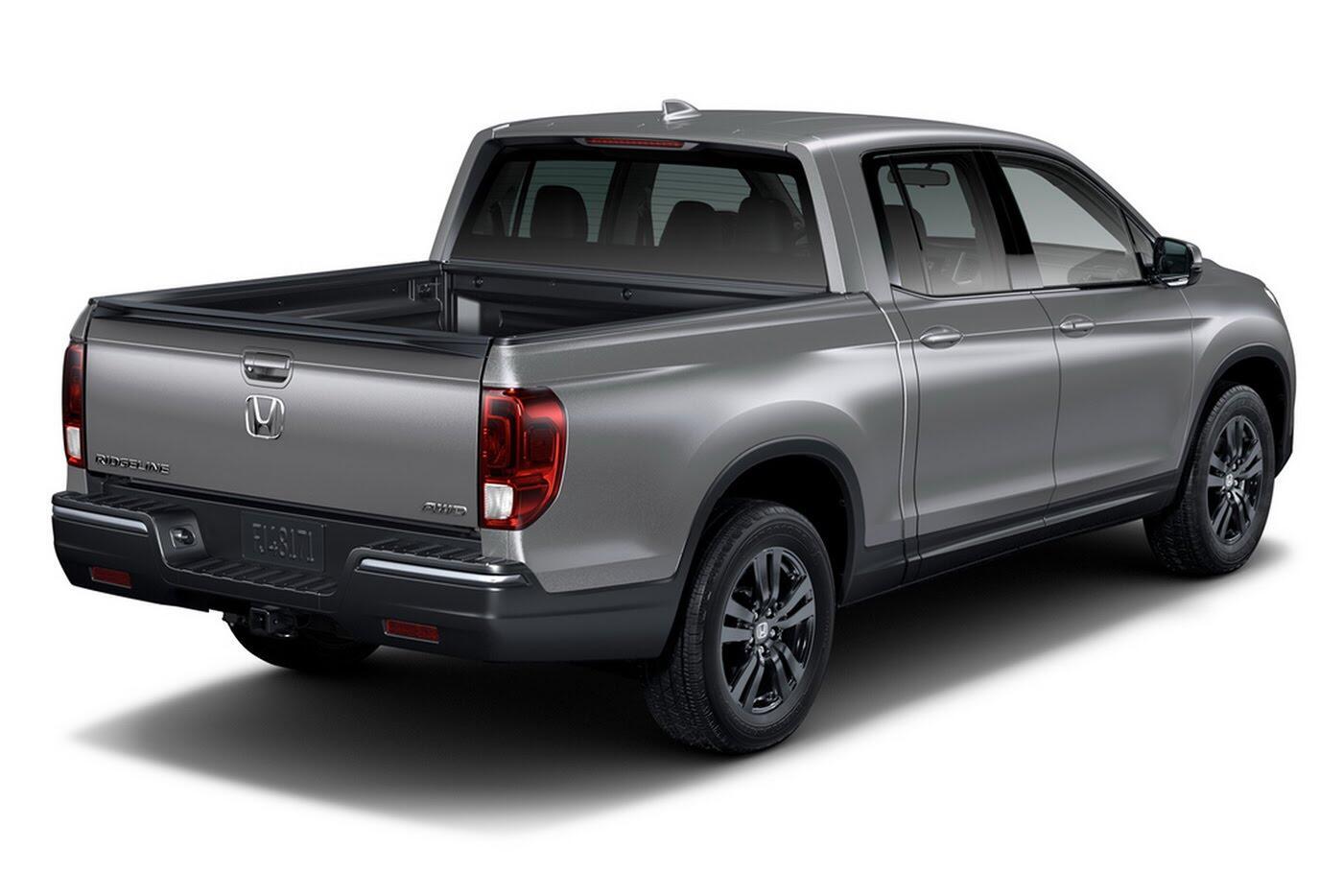 """Honda """"chốt"""" giá mẫu bán tải Ridgeline 2018 - Hình 3"""