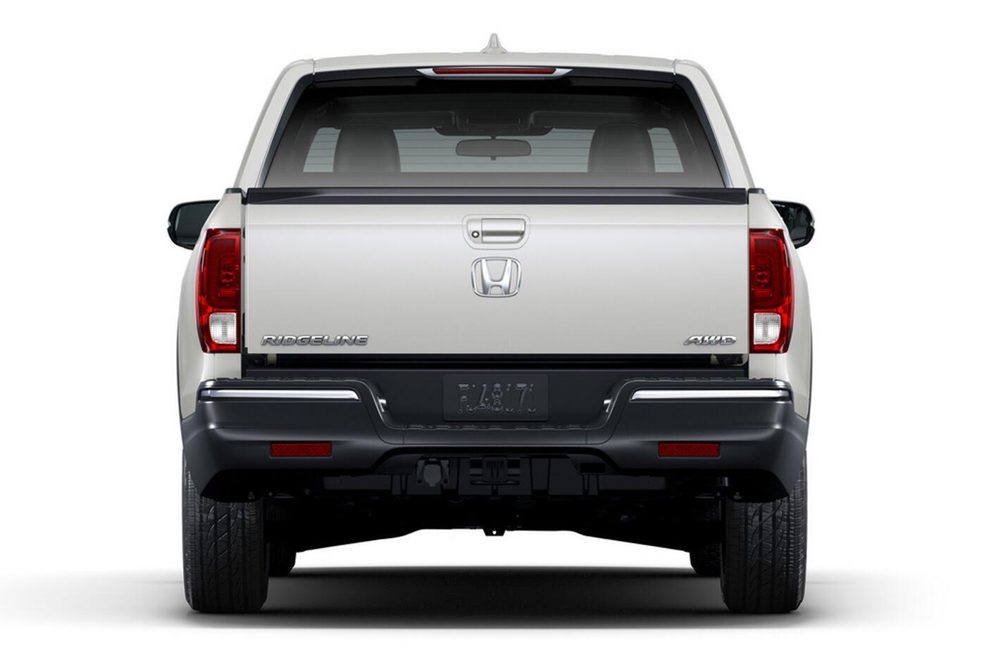 """Honda """"chốt"""" giá mẫu bán tải Ridgeline 2018 - Hình 5"""