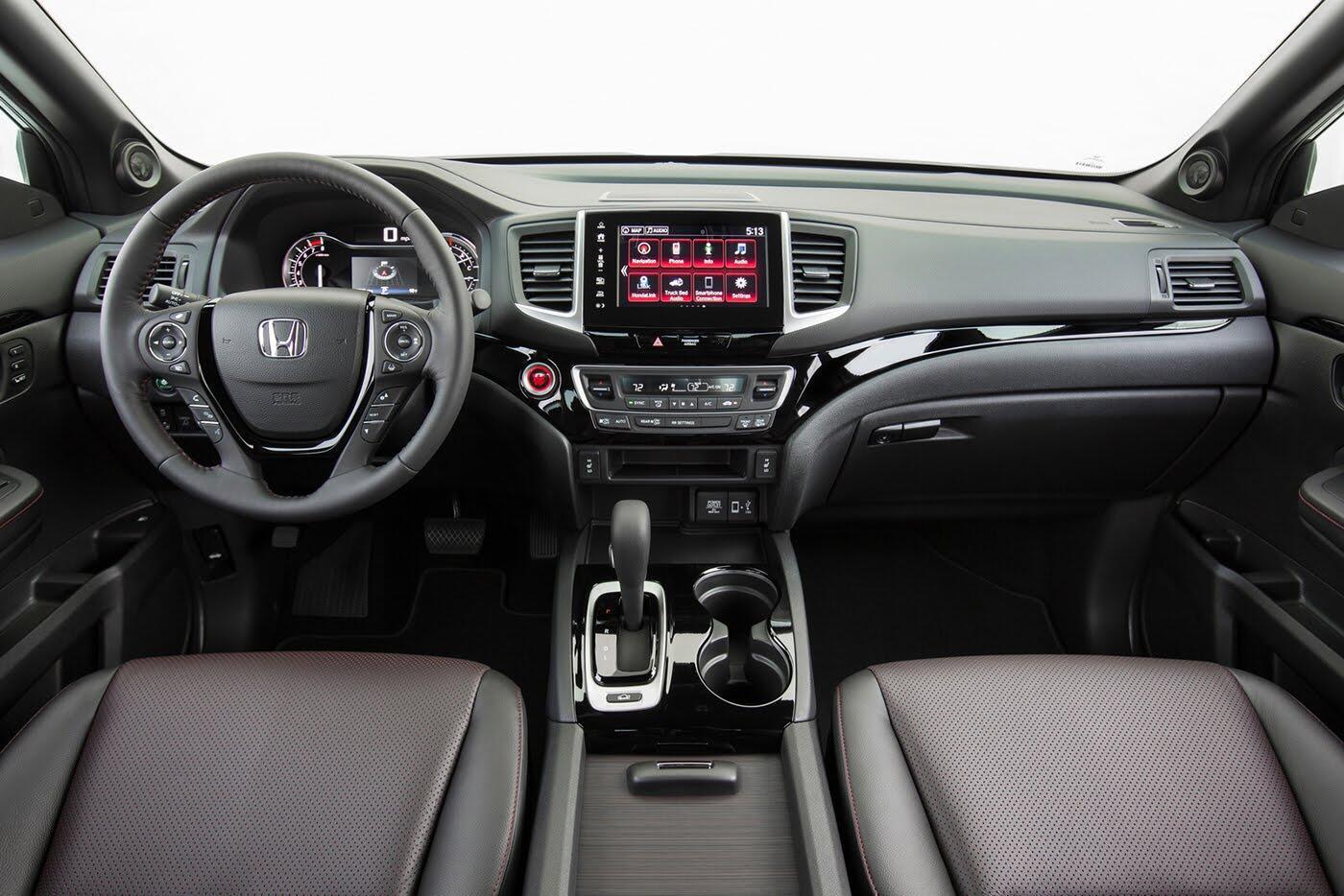 """Honda """"chốt"""" giá mẫu bán tải Ridgeline 2018 - Hình 6"""