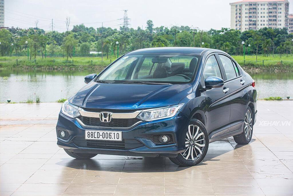 Honda City 1.5TOP 2017 - Thực sự đáng tiền - Hình 4