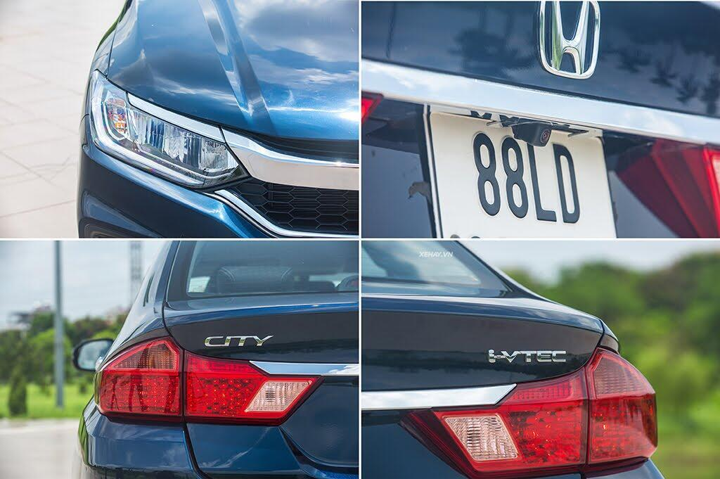 Honda City 1.5TOP 2017 - Thực sự đáng tiền - Hình 10
