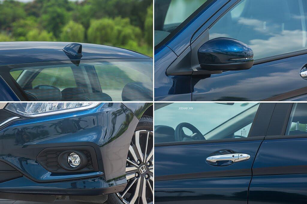 Honda City 1.5TOP 2017 - Thực sự đáng tiền - Hình 13