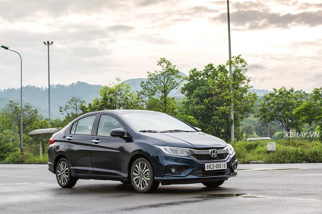Honda City 1.5TOP 2017 - Thực sự đáng tiền - Hình 14