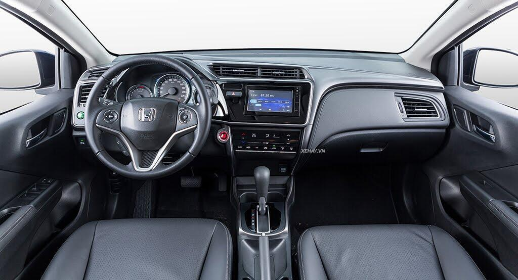 Honda City 1.5TOP 2017 - Thực sự đáng tiền - Hình 17