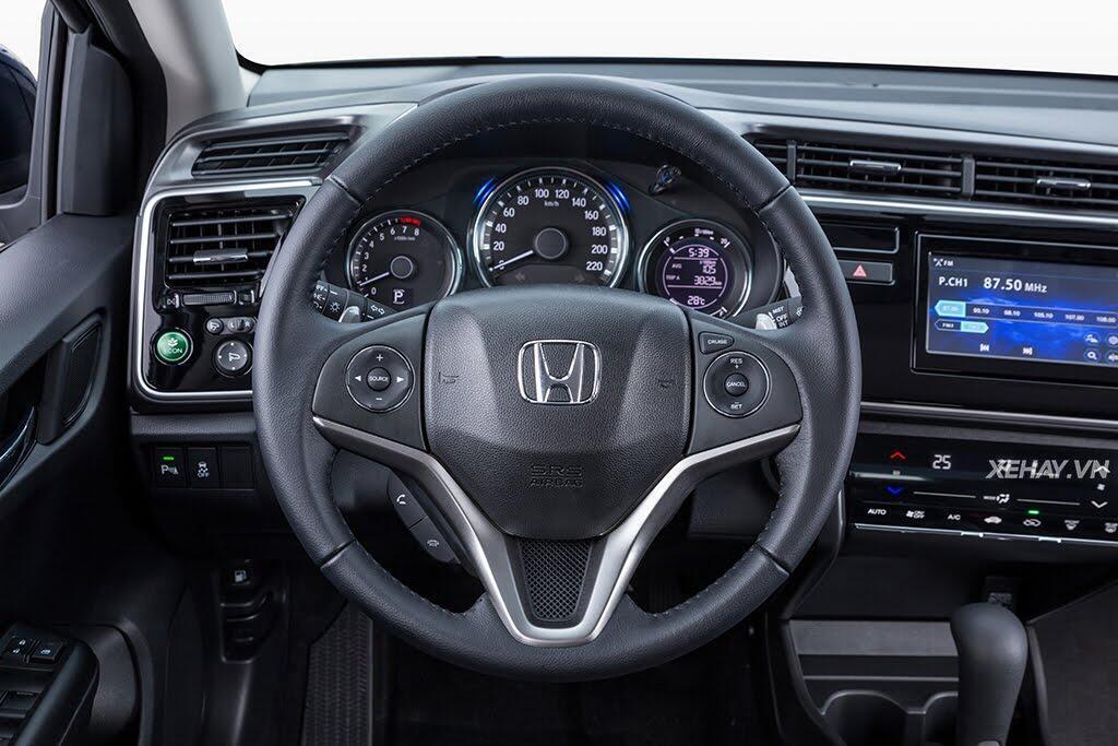 Honda City 1.5TOP 2017 - Thực sự đáng tiền - Hình 20