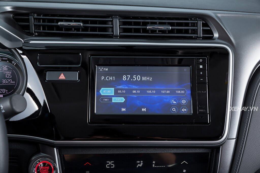 Honda City 1.5TOP 2017 - Thực sự đáng tiền - Hình 21