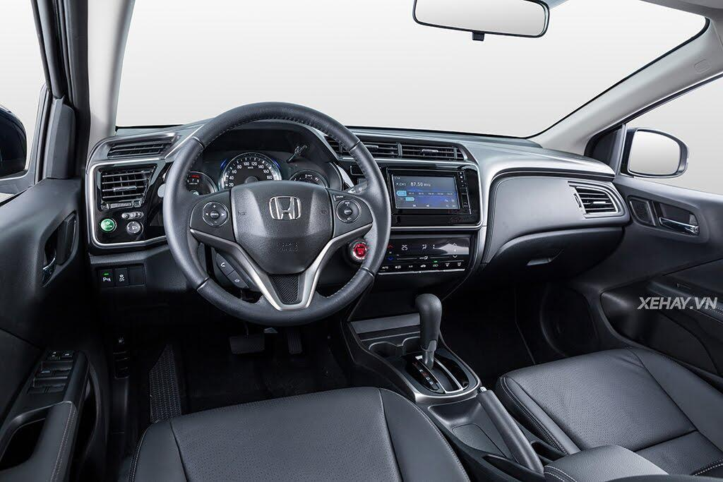 Honda City 1.5TOP 2017 - Thực sự đáng tiền - Hình 27