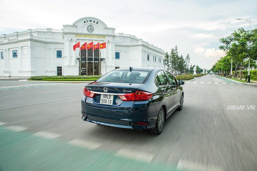 Honda City 1.5TOP 2017 - Thực sự đáng tiền - Hình 46