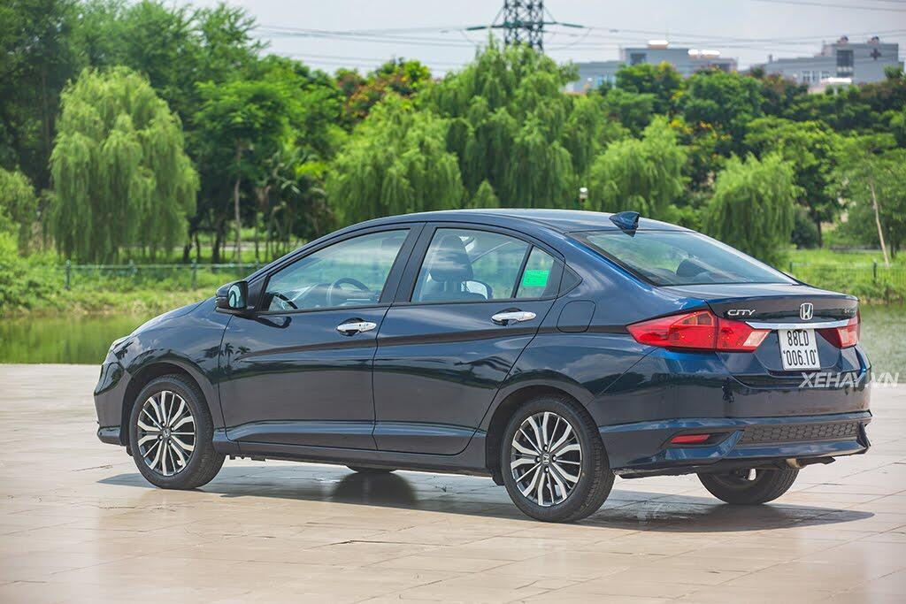 Honda City 1.5TOP 2017 - Thực sự đáng tiền - Hình 50