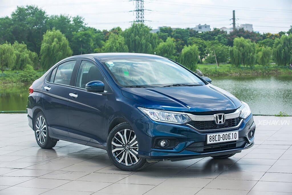 Honda City 1.5TOP 2017 - Thực sự đáng tiền - Hình 51