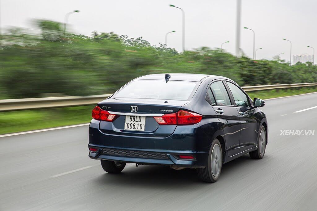 Honda City 1.5TOP 2017 - Thực sự đáng tiền - Hình 56