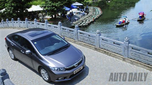 Honda Civic 2012 - Thoả mãn sự mong đợi - Hình 4