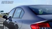 Honda Civic 2012 - Thoả mãn sự mong đợi - Hình 9