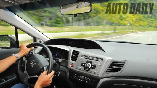 Honda Civic 2012 - Thoả mãn sự mong đợi - Hình 11
