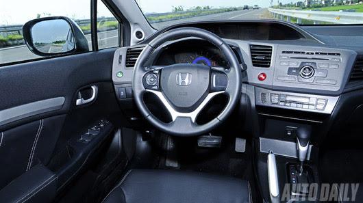 Honda Civic 2012 - Thoả mãn sự mong đợi - Hình 15