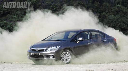 Honda Civic 2012 - Thoả mãn sự mong đợi - Hình 22