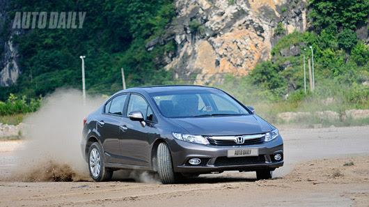 Honda Civic 2012 - Thoả mãn sự mong đợi - Hình 26
