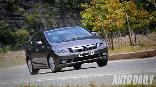 Honda Civic 2012 - Thoả mãn sự mong đợi - Hình 27