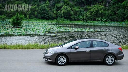 Honda Civic 2012 - Thoả mãn sự mong đợi - Hình 28