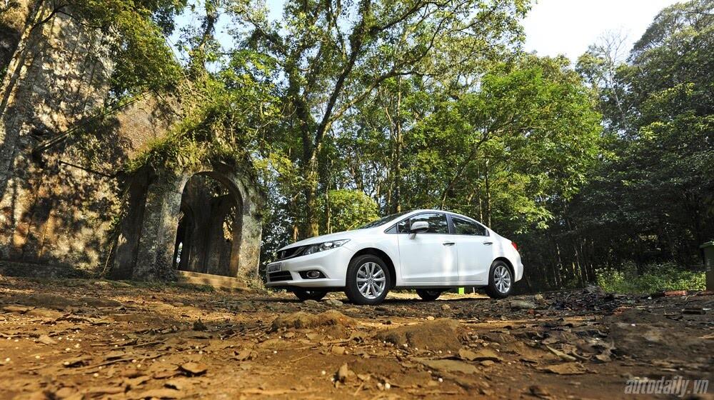"""Honda Civic 2015 – Càng ngày càng """"ngon"""" - Hình 4"""