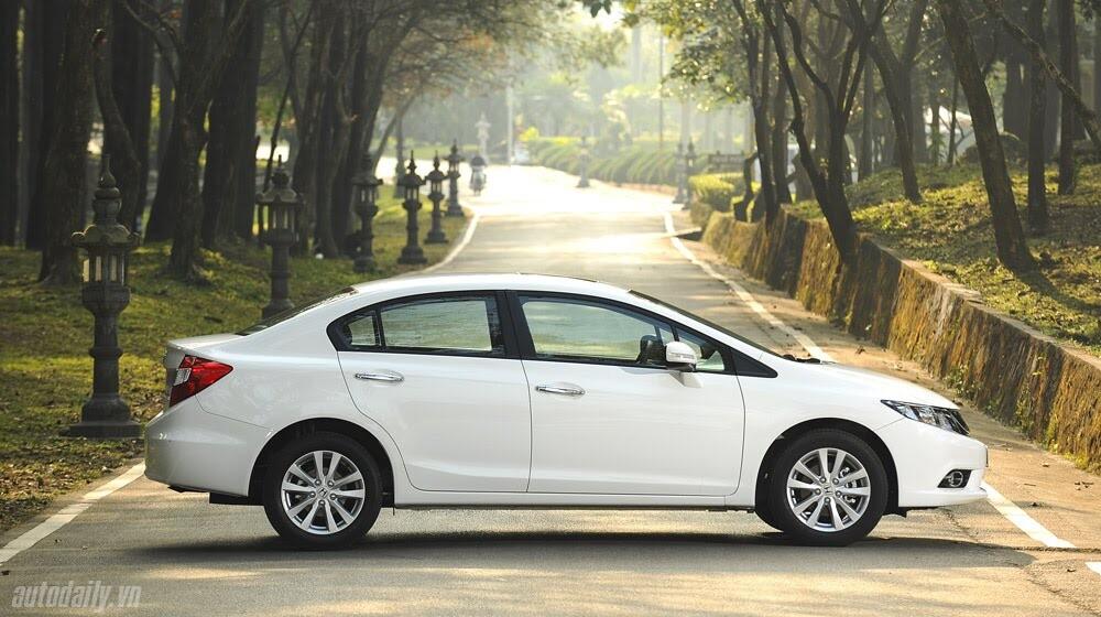 """Honda Civic 2015 – Càng ngày càng """"ngon"""" - Hình 10"""