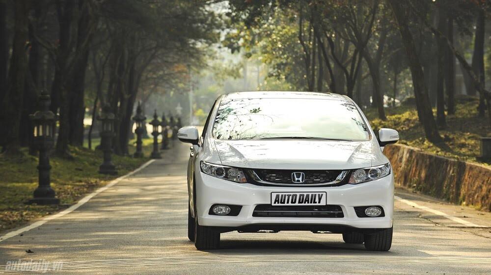 """Honda Civic 2015 – Càng ngày càng """"ngon"""" - Hình 11"""