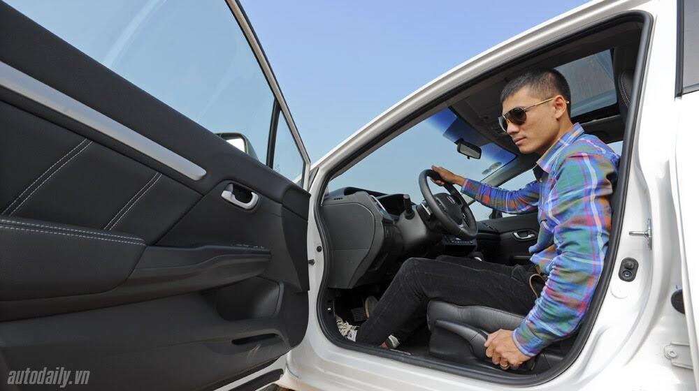 """Honda Civic 2015 – Càng ngày càng """"ngon"""" - Hình 13"""