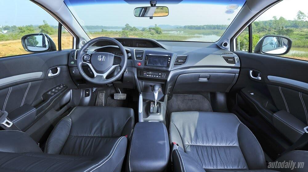 """Honda Civic 2015 – Càng ngày càng """"ngon"""" - Hình 16"""