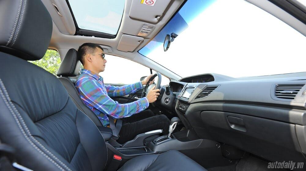 """Honda Civic 2015 – Càng ngày càng """"ngon"""" - Hình 17"""